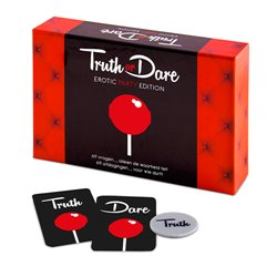 Truth or Dare Erotic Party Edition NL